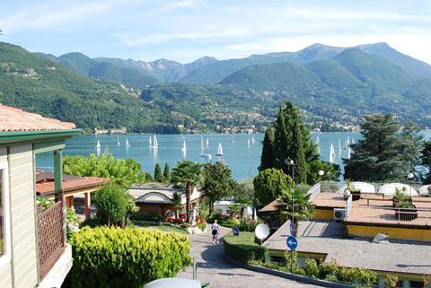 Goedkoop op vakantie Lombardije 🚗️Eden - Gustocamp