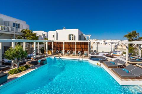 Semeli Boutique Griekenland Cycladen Mykonos-stad sfeerfoto 2