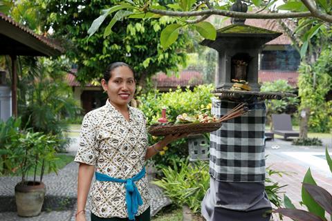Bumas Indonesië Bali Sanur sfeerfoto 1