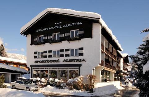 TIP skivakantie Schneewinkl ⛷️Sporthotel Austria