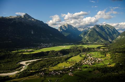 8-daagse rondreis Wandelen door de Julische Alpen