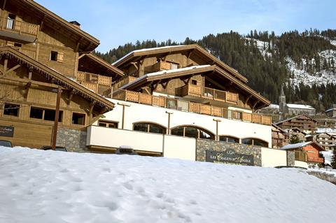 Residence CGH Le Chalet D' Angele