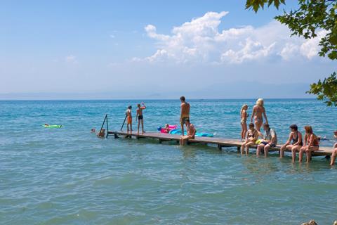 Cisano & San Vito - Happy Camp Italië Gardameer Bardolino sfeerfoto 2