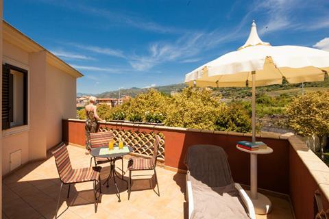 Alcantara Resort Italië Sicilië Gaggi sfeerfoto 4