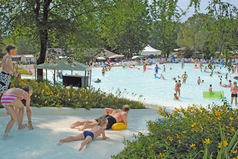 Familypark Altomincio - Homair
