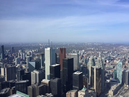 6-daagse rondreis Toronto & Niagara Falls