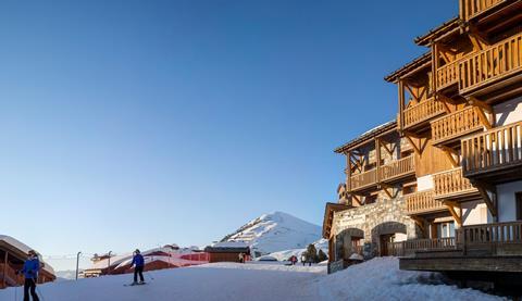 Goedkope skivakantie Franse Alpen ⛷️Le Chalet des Cimes