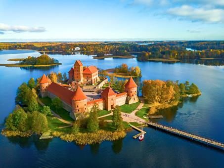 12 daagse rondreis Baltische Staten St. Petersburg