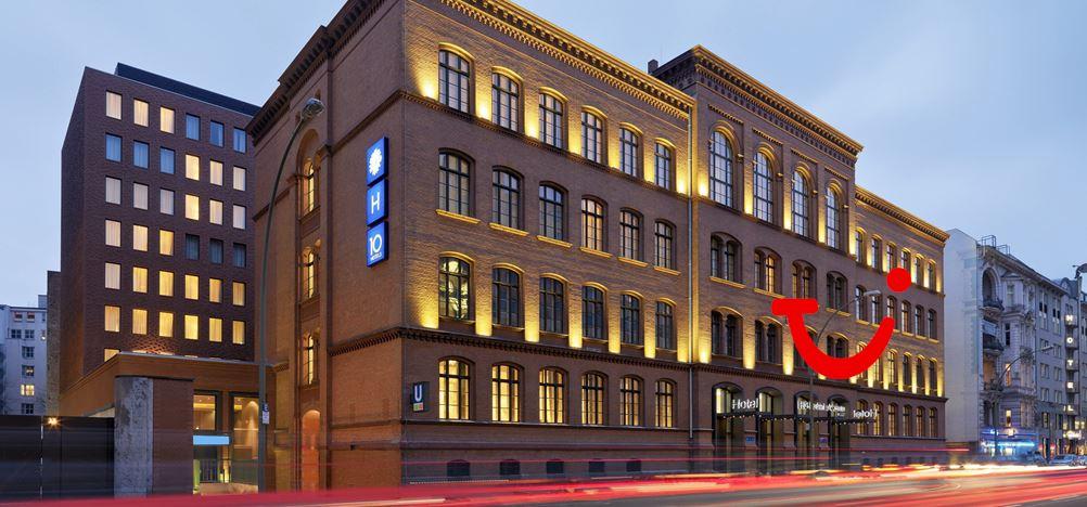 H10 Berlin Ku Damm Hotel Voordelig Inclusief Vlucht Tui