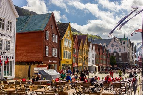 6-daagse Rondreis Noorwegen in een Notendop Noorwegen   sfeerfoto 1
