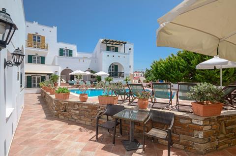 Korting vakantie Cycladen 🏝️Spiros