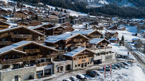 residence cgh les chalets d'angele
