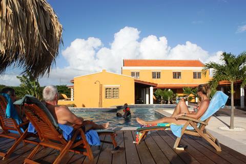 Wanapa Lodge Bonaire Bonaire Lac Bay sfeerfoto 2