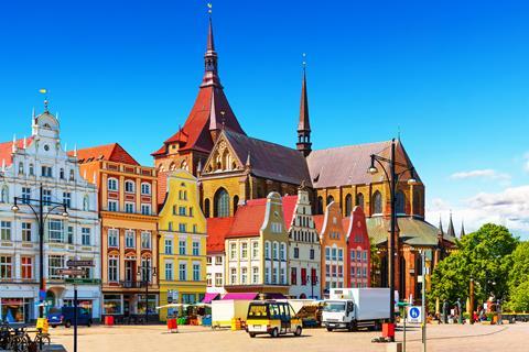 8 daagse fietsreis Wismar Stralsund