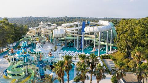 Paloma Orenda Resort Turkije Turkse Rivièra Side sfeerfoto 3