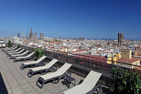 Citadines Ramblas Barcelona stedentrip met TUI