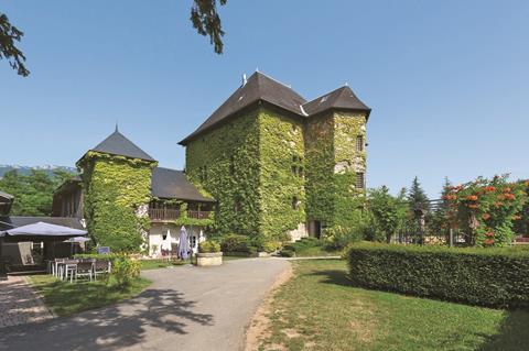 Autovakantie Chateau de Candie in Chambéry (Franse Alpen, Frankrijk)