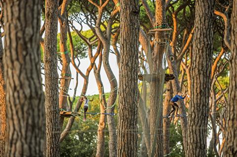 Goedkope familievakantie Toscaanse Kust - Park Albatros Human Travel
