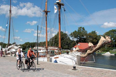 6-daagse fietsreis Stralsund - Rügen