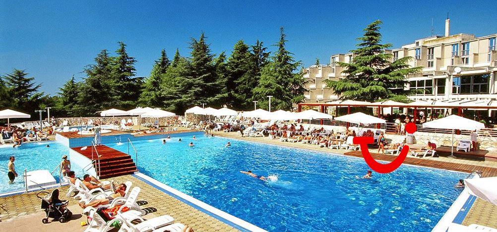b9e5e058b4bfa9 Valamar Crystal (hotel) - Porec - Kroatië | TUI