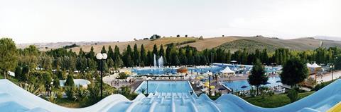 Centro Vacanze Verde Azzurro Italië Marche Cingoli sfeerfoto 1