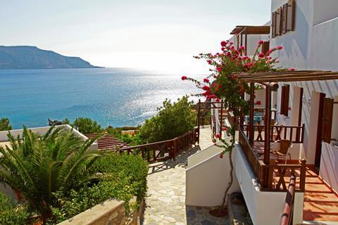 Aegean Village Griekenland Karpathos Amoopi sfeerfoto 4