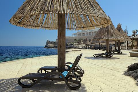 Last minute vakantie Malta 🏝️The Westin Dragonara