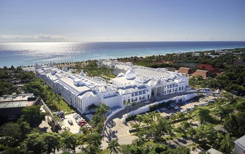 RIU Palace Riviera Maya Mexico Yucatan Playa del Carmen sfeerfoto 3