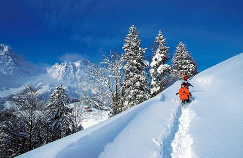TOP DEAL skivakantie Karwendel ⛷️Alte Schmiede