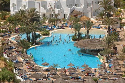 Fiesta Beach Tunesië Djerba Midoun sfeerfoto 3