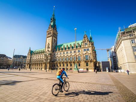 8-daagse fietsreis Elbe Hamburg - Magdeburg