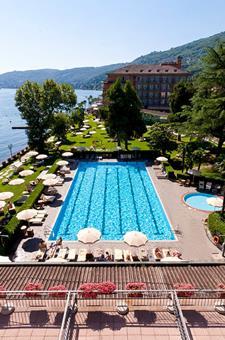 Grand Hotel Dino Italië Lago Maggiore Baveno sfeerfoto 2