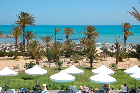 Club Palm Azur Djerba Tunesië Djerba Midoun sfeerfoto 4