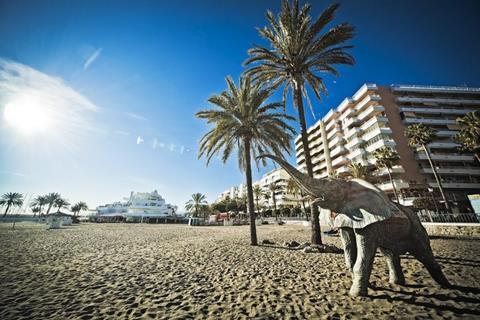 San Crist�bal - Marbella 4-days Walking
