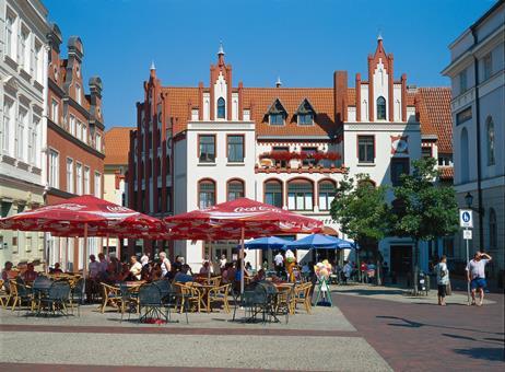 6-daagse fietsreis Ostsee Lübeck-Stralsund