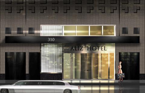 Stedentrips Aliz Hotel Times Square in New York (New York, Verenigde Staten)