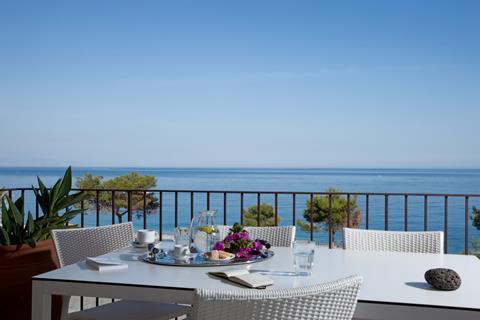 Villa Oasis Residence Italië Sicilië Mazzeo sfeerfoto 4