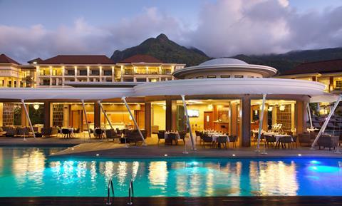 Savoy Resort & Spa Seychellen Mahé Beau Vallon sfeerfoto 4