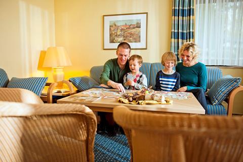 Korting vakantie Rijnland-Palts 🚗️Sporthotel & Resort Grafenwald