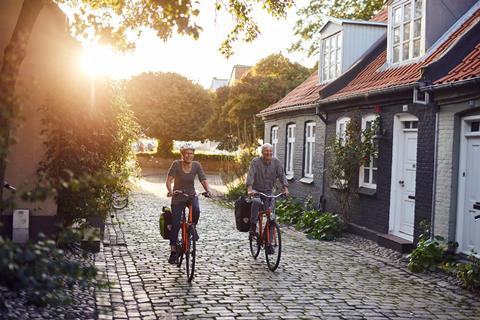 8-daagse fietsreis Grote Seeland Tour - CPH