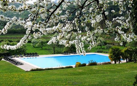 Villa Cariola Italië Gardameer Caprino Veronese sfeerfoto 3