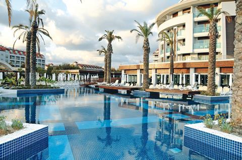 Sunis Evren Beach Resort & Spa Turkije Turkse Rivièra Side sfeerfoto 4