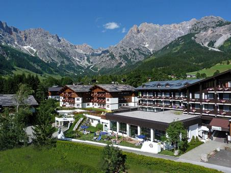 Marco Polo Alpina familie en sporthotel