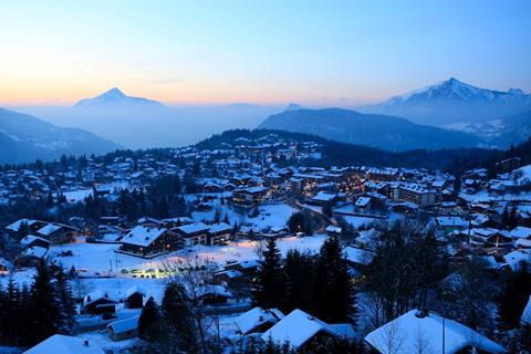 Heerlijke skivakantie Franse Alpen ⛷️Village de Vacances les Flocons Verts