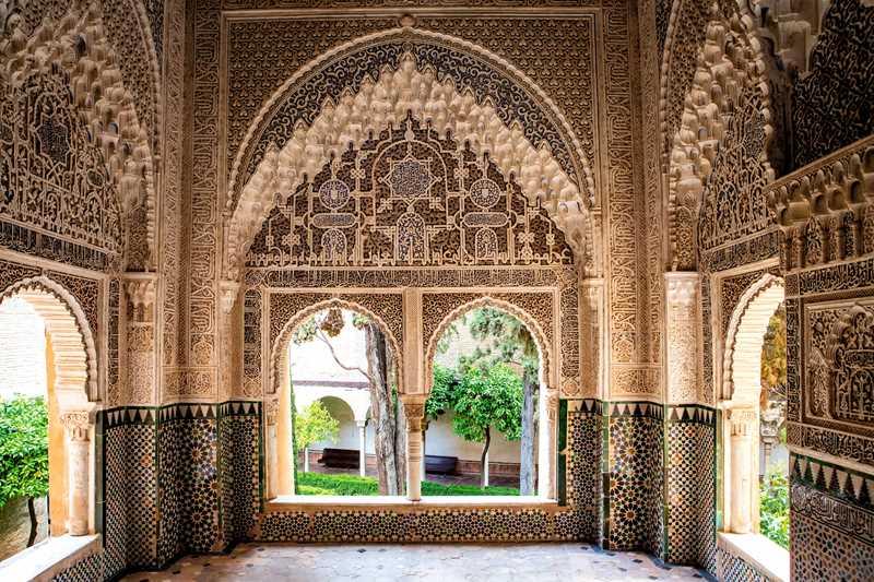 In Welke Spaanse Stad Staat Het Beroemde Alhambra.8 Daagse Rondreis Koningssteden Van Andalusie Rondreis