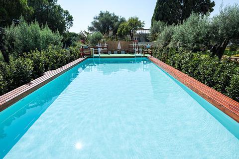 Villa Collina Italië Sicilië Giardini-Naxos sfeerfoto 3