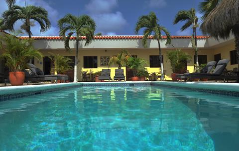 Arubiana Inn Aruba Aruba Eagle Beach sfeerfoto 4