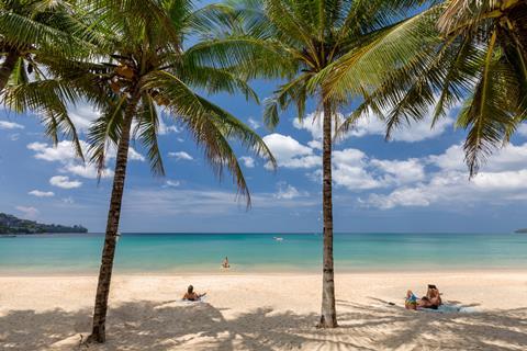 Kamala Beach Resort Thailand Phuket Kamala Beach sfeerfoto 2