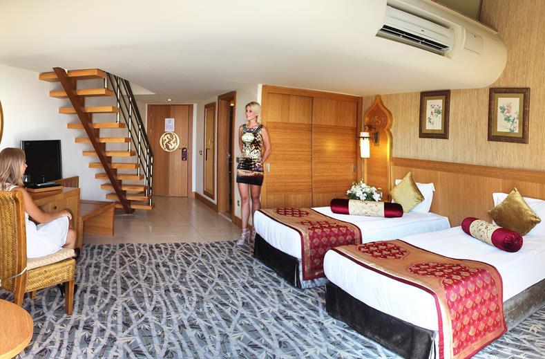 Royal Dragon (Hotel) resort - Side - Turkije   TUI