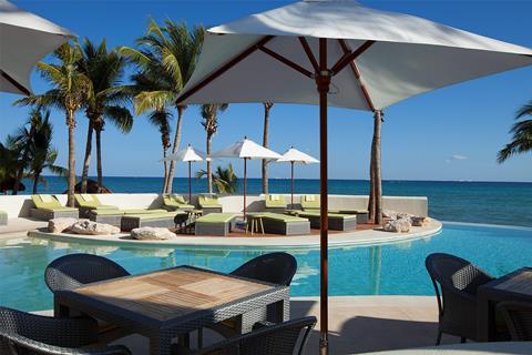 Mahékal Beach Resort Mexico Yucatan Playa del Carmen sfeerfoto 2